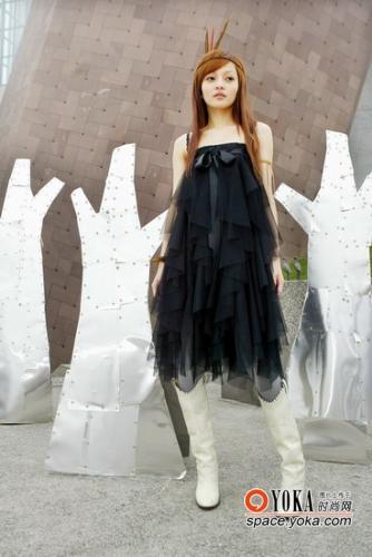 兰妃-60 兰妃子的时尚图片 YOKA时尚空间图片
