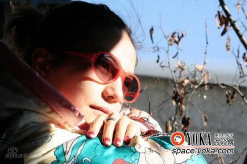兰妃-131 兰妃子的时尚图片图片