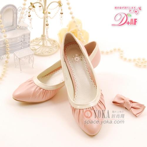 【可爱】哥特洛丽塔风格的公主鞋