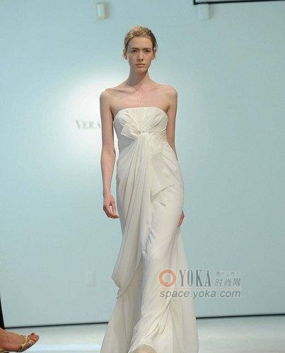 vera wang2009年顶级婚纱高清图片