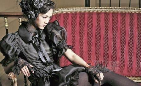 明星写真 九九魔豆的时尚图片 YOKA时尚空间