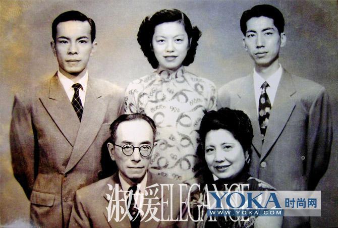 【引用】聂其壁:曾国藩外孙女的叛逆人生(上海陈年往事之十一) - 上海散步客 - 上海记忆,印像与怀旧——