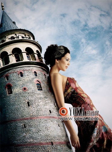 murat kivrak 人物摄影作品3 零度的时尚图片高清图片