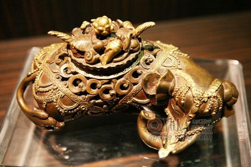 蒙古族装饰