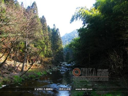 庐山美景高清图片