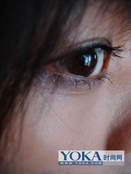 分享我的眼影涂法