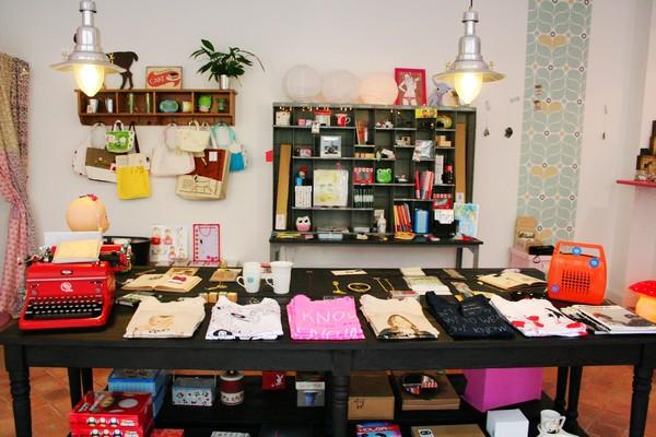 巴黎巴士底地区的时髦小店 - *Joy_ChaN - *Joy _ Chan