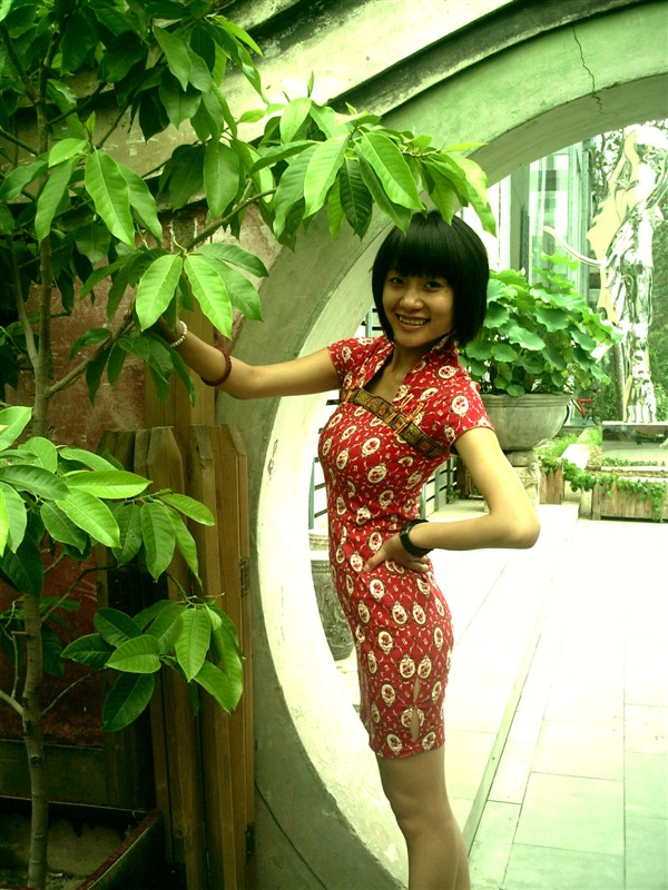 喜欢旗袍没理由 - 彩铃00的博客 - YOKA社区