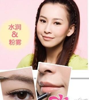 现在 化妆学校 教你化清纯漂亮妆!让男生频频回头,让女生嫉妒不已吧!