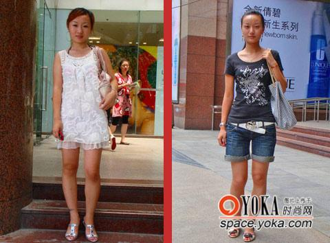 今夏上海,什么服装搭配最流行