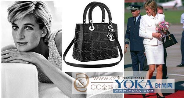 奢侈品包包美女