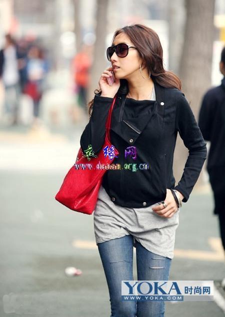 16款韩国冬季流行服饰搭配