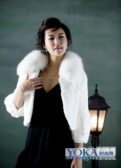 短款冬季服装搭配最时尚