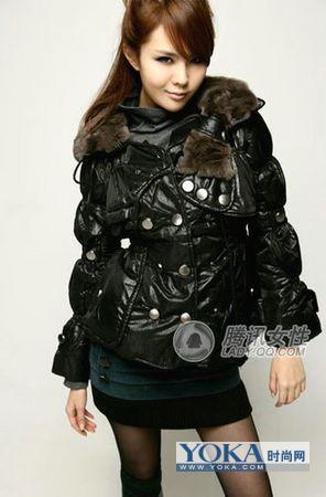 打造冬季潮人的服装搭配
