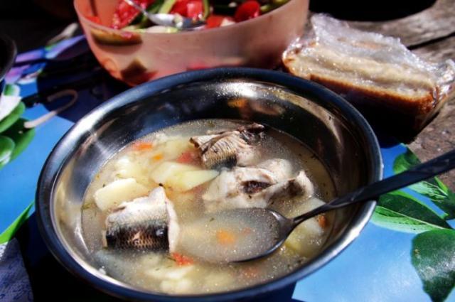 贝加尔湖的水煮鱼