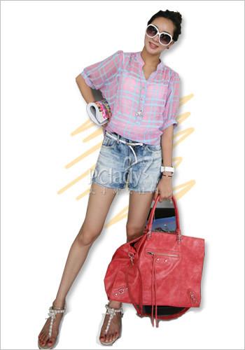 2010夏装搭配图片-森林系夏装搭配 提升关注度